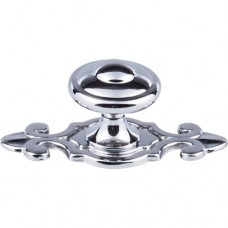 "Canterbury Cabinet Knob (1-1/4"") - Polished Chrome (M2134) by Top Knobs"