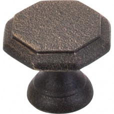 "Devon Cabinet Knob (1-1/4"") - Rust (M8) by Top Knobs"