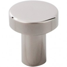 """Stainless Cabinet Knob (3/4"""") - Polished Stainless Steel (SS117) by Top Knobs"""