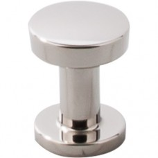"""Stainless Cabinet Knob (13/16"""") - Polished Stainless Steel (SS41) by Top Knobs"""