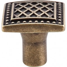 "Trevi Cabinet Knob (1-1/4"") - German Bronze (TK174GBZ) by Top Knobs"
