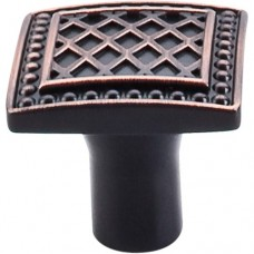 "Trevi Cabinet Knob (1-1/4"") - Tuscan Bronze (TK174TB) by Top Knobs"