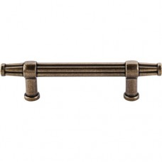 "Luxor Drawer Pull (3-3/4"" cc) - German Bronze (TK197GBZ) by Top Knobs"