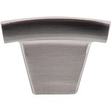 "Arched Cabinet Knob (1-1/2"") - Brushed Satin Nickel (TK1BSN) by Top Knobs"