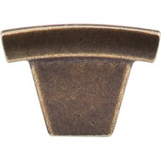 "Arched Cabinet Knob (1-1/2"") - German Bronze (TK1GBZ) by Top Knobs"