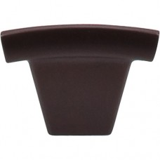 "Arched Cabinet Knob (1-1/2"") - Oil Rubbed Bronze (TK1ORB) by Top Knobs"