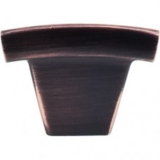 "Arched Cabinet Knob (1-1/2"") - Tuscan Bronze (TK1TB) by Top Knobs"