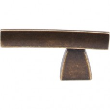 "Arched Cabinet Knob (2-1/2"") - German Bronze (TK2GBZ) by Top Knobs"