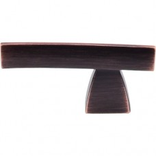 """Arched Cabinet Knob (2-1/2"""") - Tuscan Bronze (TK2TB) by Top Knobs"""