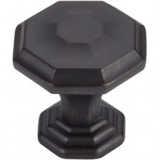 "Chalet Cabinet Knob (1-1/8"") - Sable (TK340SAB) by Top Knobs"