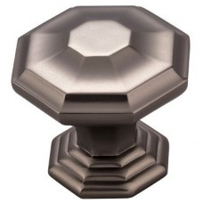 "Chalet Cabinet Knob (1-1/2"") - Ash Gray (TK348AG) by Top Knobs"
