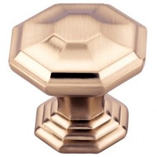 "Chalet Cabinet Knob (1-1/2"") - Honey Bronze (TK348HB) by Top Knobs"