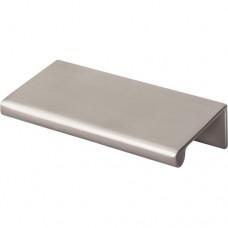 "Europa Tab Drawer Pull (2"" CTC) - Brushed Satin Nickel (TK501BSN) by Top Knobs"