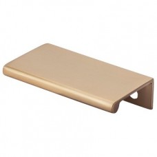 "Europa Tab Drawer Pull (2"" CTC) - Honey Bronze (TK501HB) by Top Knobs"