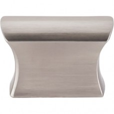 "Glacier Cabinet Knob (1-1/2"") - Brushed Satin Nickel (TK551BSN) by Top Knobs"