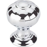 "Allington Cabinet Knob (1-1/4"") - Polished Chrome (TK690PC) by Top Knobs"