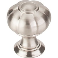 "Allington Cabinet Knob (1-7/16"") - Brushed Satin Nickel (TK691BSN) by Top Knobs"
