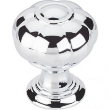 "Allington Cabinet Knob (1-7/16"") - Polished Chrome (TK691PC) by Top Knobs"