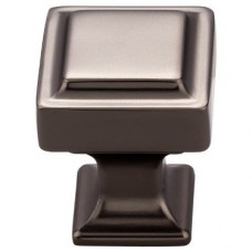"Ascendra Cabinet Knob (1"") - Ash Gray (TK700AG) by Top Knobs"
