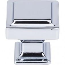 "Ascendra Cabinet Knob (1-1/4"") - Polished Chrome (TK702PC) by Top Knobs"