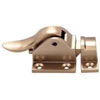 "Cabinet Latch (1-15/16"") - Honey Bronze (TK729HB) by Top Knobs"