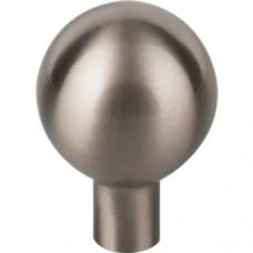 """Brookline Cabinet Knob (1"""") - Brushed Satin Nickel (TK761BSN) by Top Knobs"""