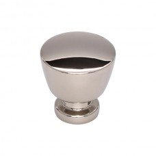 "Allendale Cabinet Knob (1-1/4"") - Polished Nickel (TK961PN) by Top Knobs"