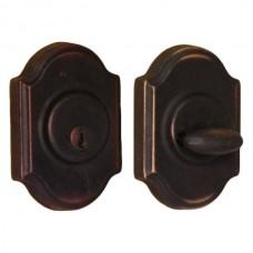 Molten Bronze Premiere Deadbolt (7571) by Weslock