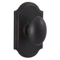 Durham Knob Door Set w/ Premiere Rosette (7100) by Weslock