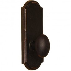 Durham Knob Door Set w/ Sutton Rosette (7200) by Weslock