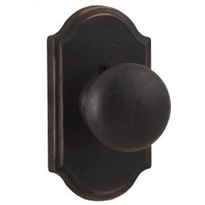 Wexford Knob Door Set w/ Premiere Rosette (7100) by Weslock