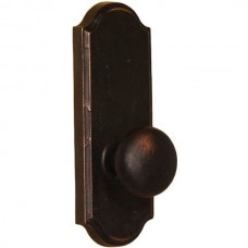 Wexford Knob Door Set w/ Sutton Rosette (7200) by Weslock