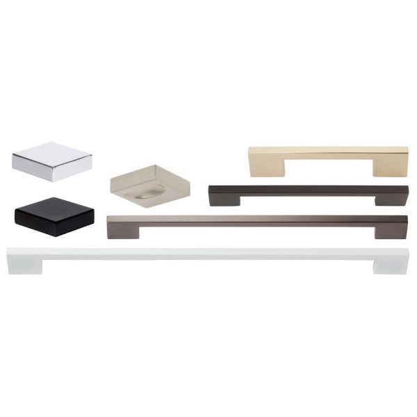 Thin Square Collection Cabinet Hardware By Atlas Homewares Knobs