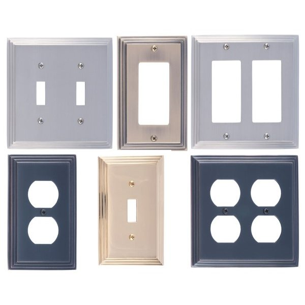 electrical wall plate covers decorative electrical wall.htm switch plates   outlet covers knobs etc com  llc  switch plates   outlet covers knobs