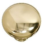 Netropol Knob by Brass Accents