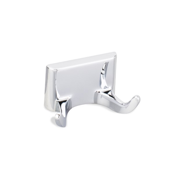 Bridgeport Robe Hook Polished Chrome Bhe1 02pc From The Bridgeport Collection By Elements