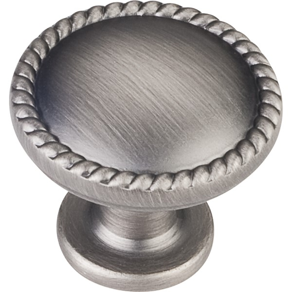 Z115BNBDL Lindos Rope Cabinet Knob From The Lindos Collection By Elements