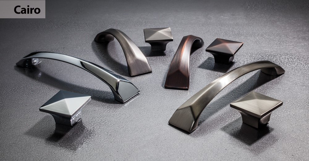 Cairo Collection Cabinet Hardware By Jeffrey Alexander
