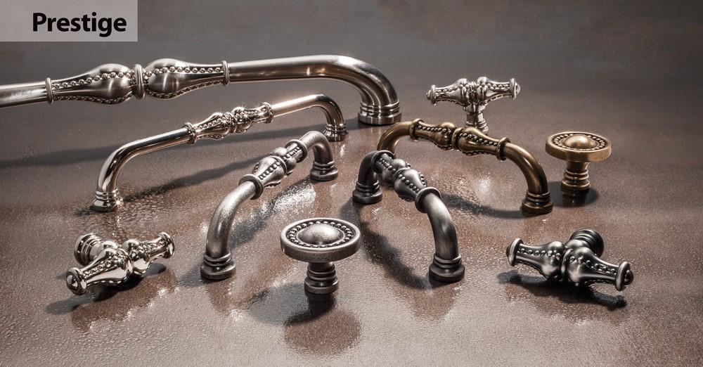 Prestige Collection Cabinet Hardware By Jeffrey Alexander
