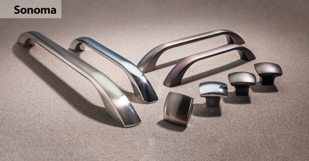 Sonoma Collection Cabinet Hardware By Jeffrey Alexander